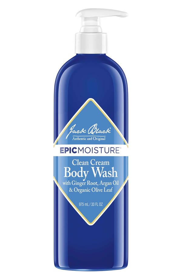 Alternate Image 1 Selected - Jack Black 'Epic Moisture™' Clean Cream Body Wash (Jumbo Size) (Nordstrom Exclusive) ($72 Value)