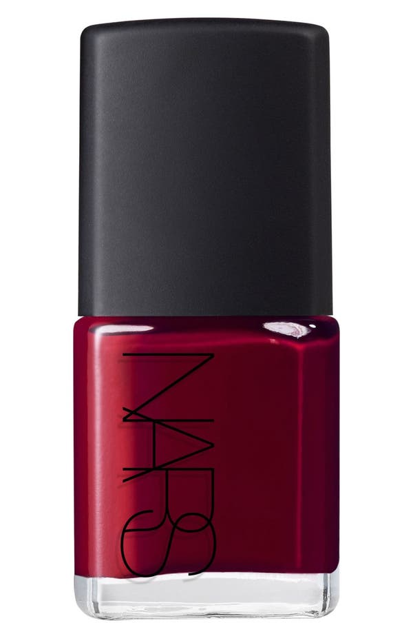 Iconic Color Nail Polish,                         Main,                         color, Jungle Red