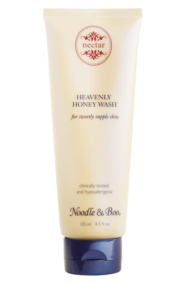 nectar - Heavenly Honey Body Wash,                             Main thumbnail 1, color,                             Yellow