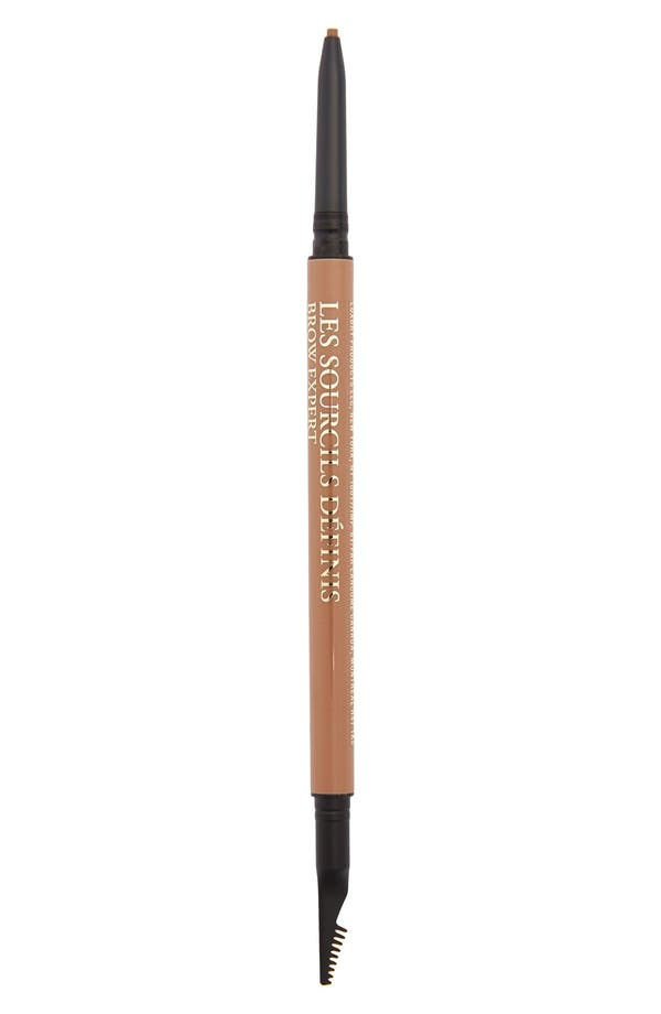Les Sourcils Definis Eyebrow Pencil,                             Main thumbnail 1, color,                             101 Blonde