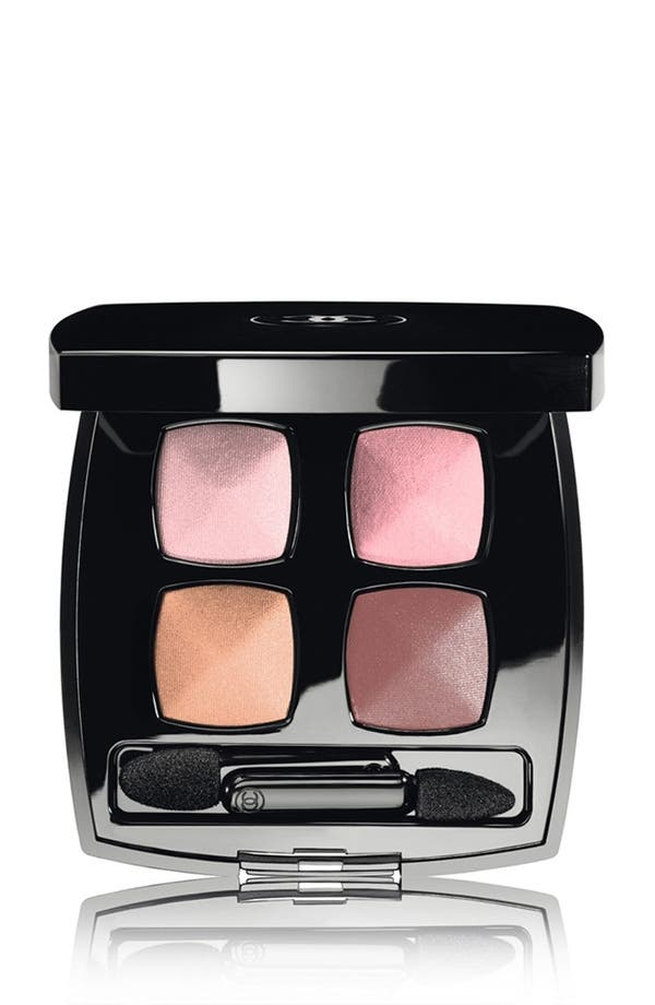 Alternate Image 1 Selected - CHANEL LES 4 OMBRES  Quadra Eyeshadow