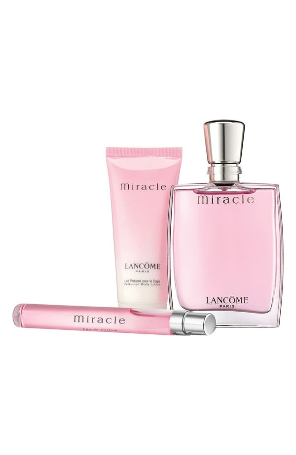 Alternate Image 1 Selected - Lancôme 'Miracle' Set ($97.50 Value)