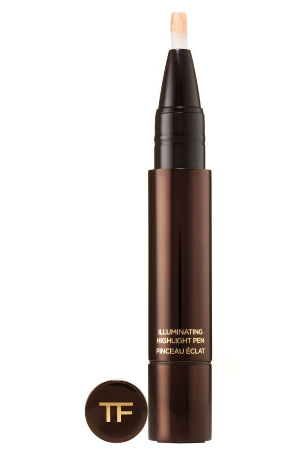 Illuminating Highlight Pen,                         Main,                         color, Naked Bisque