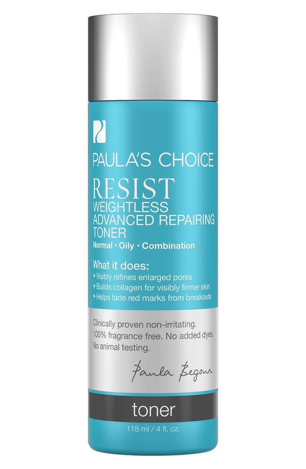 Alternate Image 1 Selected - Paula's Choice Resist Weightless Advanced Repairing Toner
