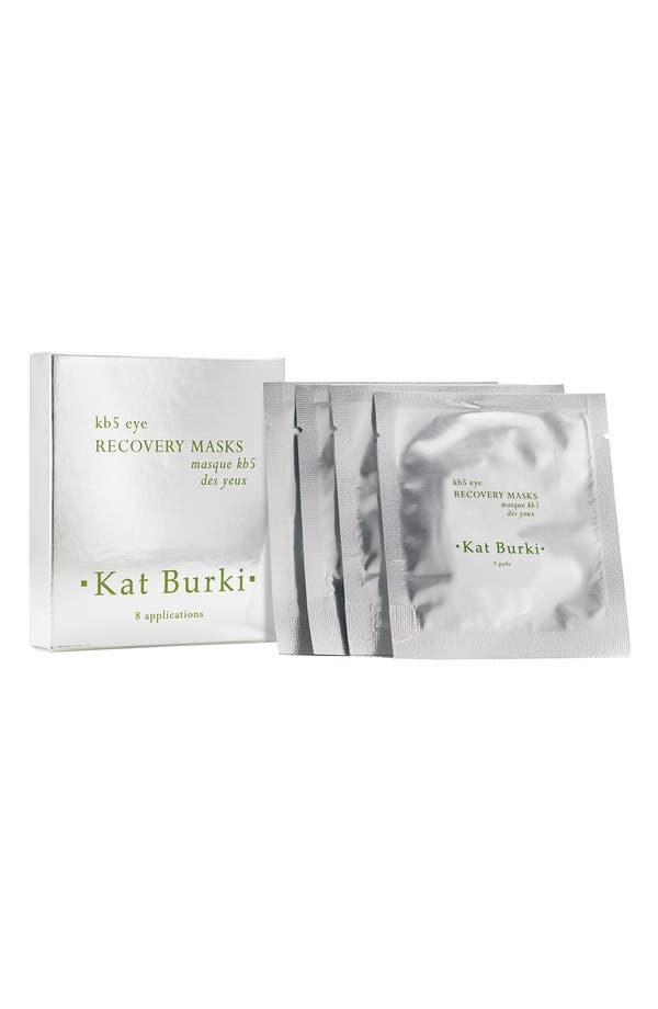 KB5 Eye Recovery Masks,                         Main,                         color, No Color