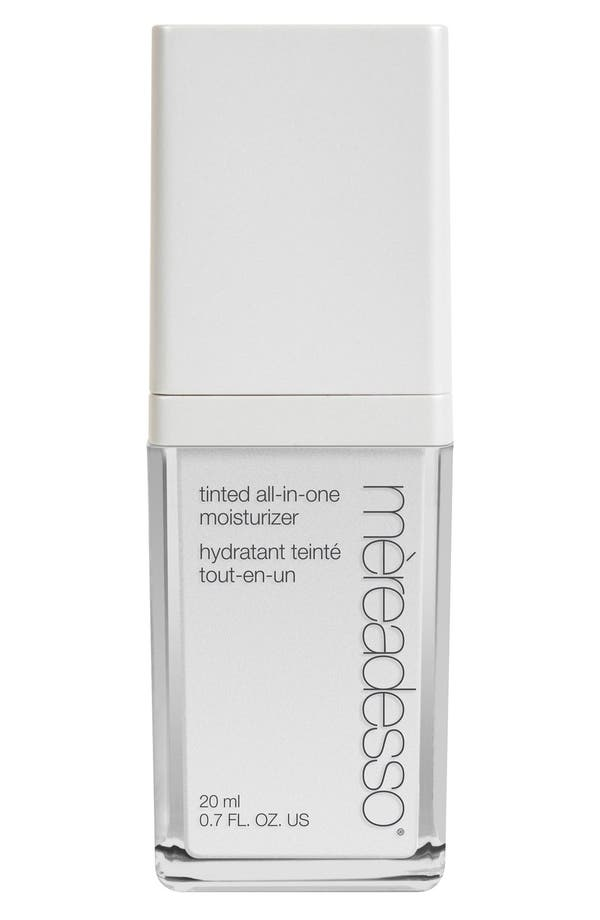 Tinted All-in-One Moisturizer,                         Main,                         color, Deep Dark