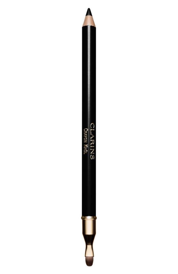 Crayon Khôl Eyeliner Pencil,                             Main thumbnail 1, color,                             Black