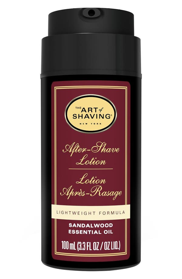 After-Shave Lotion,                             Main thumbnail 1, color,                             Sandalwood
