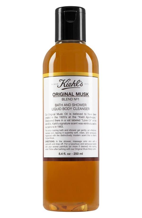 Alternate Image 1 Selected - Kiehl's Since 1851 Original Musk Bath & Shower Liquid Body Cleanser
