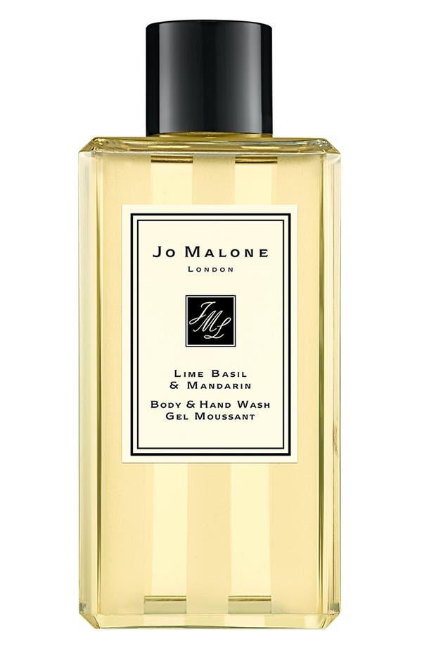 Main Image - Jo Malone London™ Lime Basil & Mandarin Shower Gel