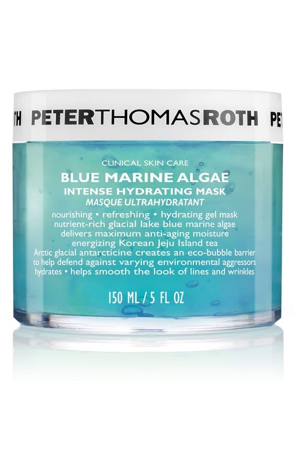 Blue Marine Algae Intense Hydrating Mask,                         Main,                         color, No Color