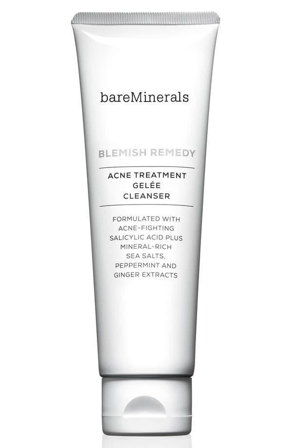 Alternate Image 1 Selected - bareMinerals® Blemish Remedy Acne Treatment Gelée Cleanser