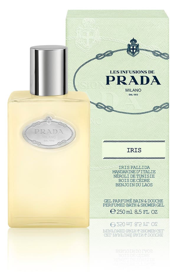 Alternate Image 2  - Prada 'Les Infusions d'Iris' Shower Gel