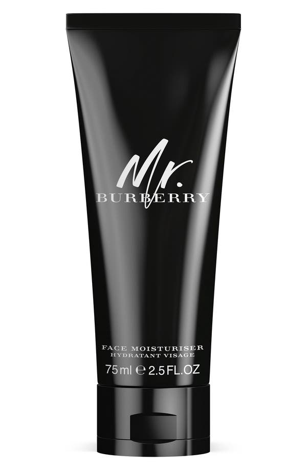 Alternate Image 1 Selected - Burberry 'Mr. Burberry' Face Moisturizer