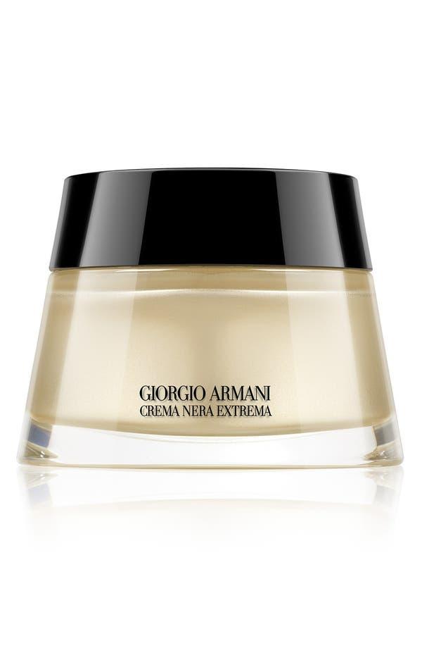 Alternate Image 1 Selected - Giorgio Armani 'Crema Nera Extrema' Supreme Recovery Balm