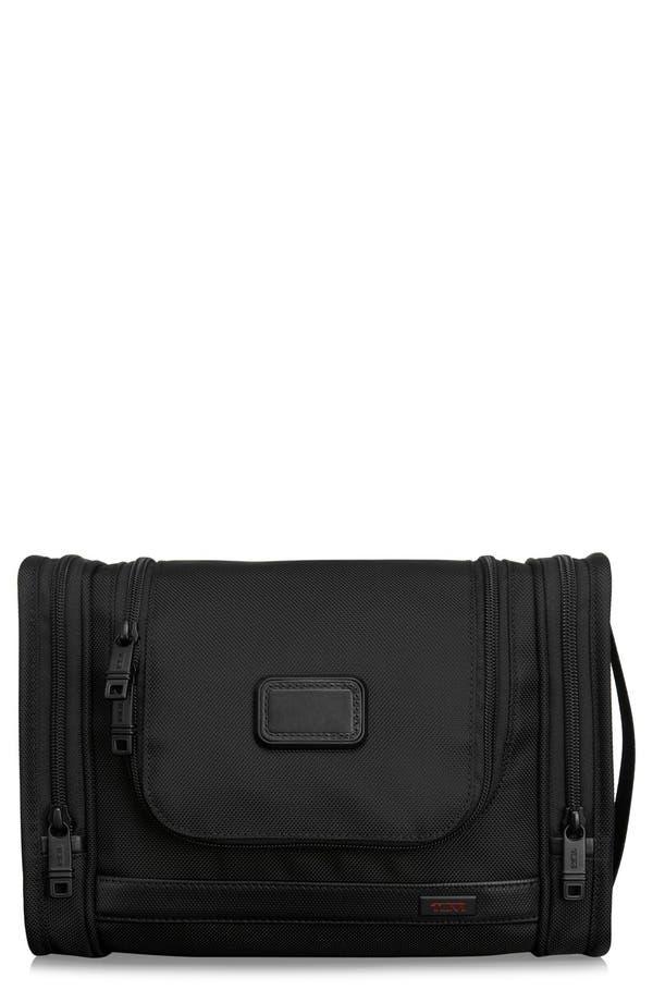 Alpha 2 Hanging Travel Kit,                         Main,                         color, Black