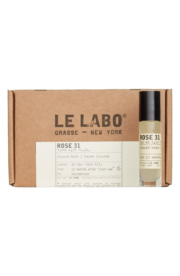Alternate Image 2  - Le Labo Rose 31 Liquid Balm