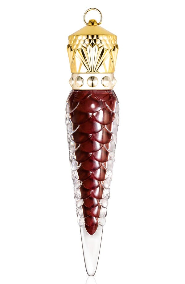Alternate Image 1 Selected - Christian Louboutin 'Loubilaque' Lip Lacquer