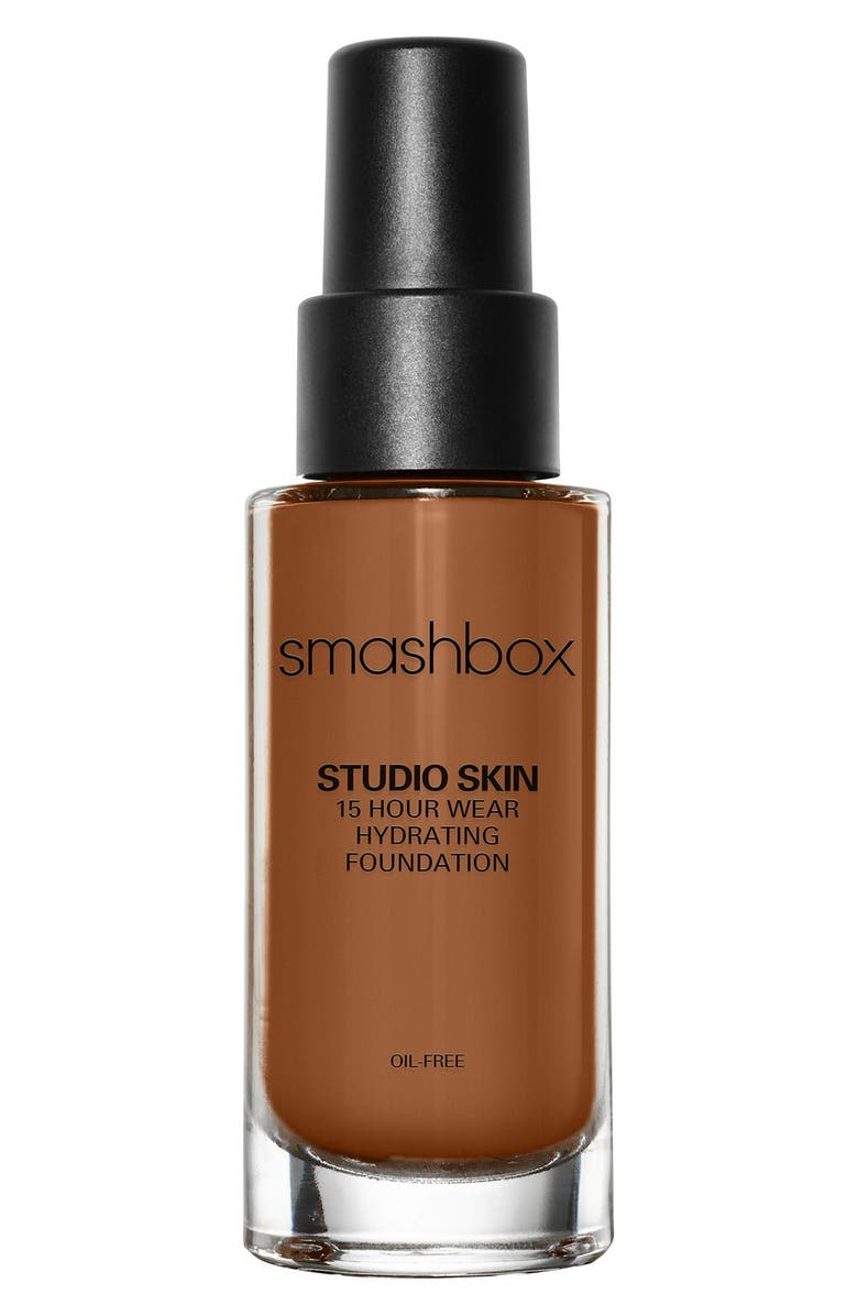 Smashbox STUDIO SKIN 15 HOUR WEAR HYDRATING FOUNDATION - 4.3 - CHESTNUT