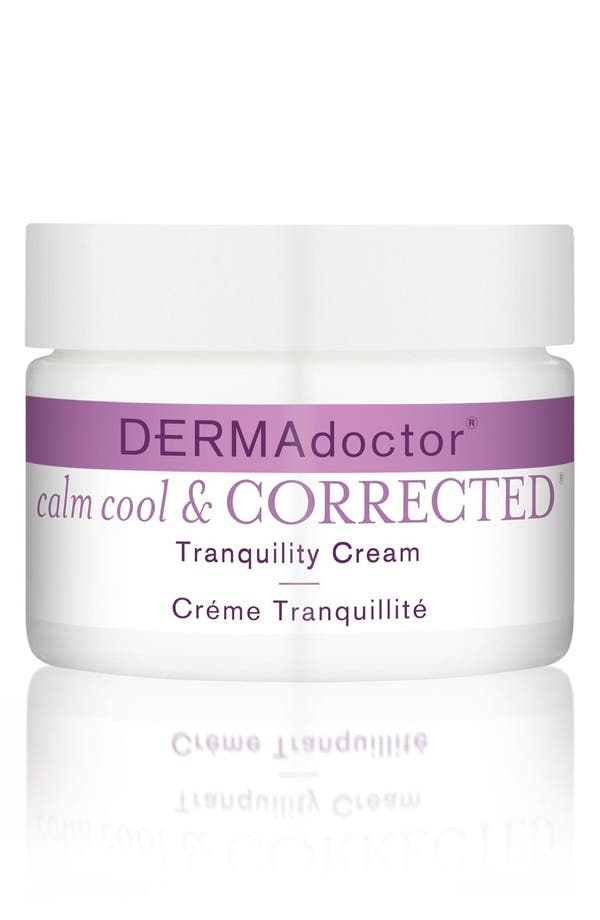 Alternate Image 1 Selected - DERMAdoctor® 'calm cool & CORRECTED®' Anti-Redness Tranquility Cream