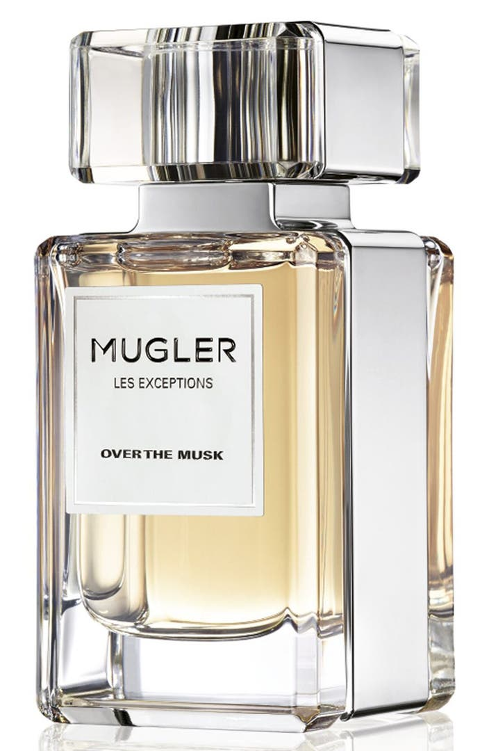Mugler 39 les exceptions over the musk 39 fragrance nordstrom for Thierry mugler a travers le miroir