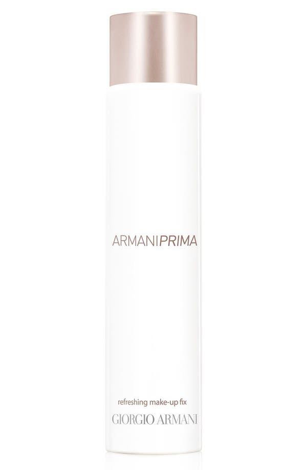 Alternate Image 1 Selected - Giorgio Armani 'Prima' Refreshing Makeup Fix