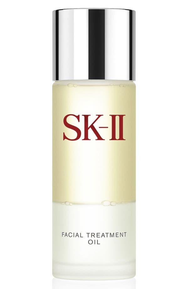 Facial Treatment Oil,                         Main,                         color, No Color