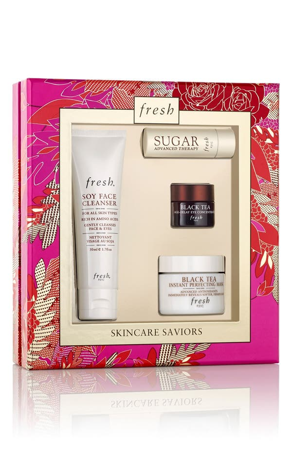 Main Image - Fresh® Skin Care Saviors Set (Limited Edition) (Nordstrom Exclusive) ($95 Value)