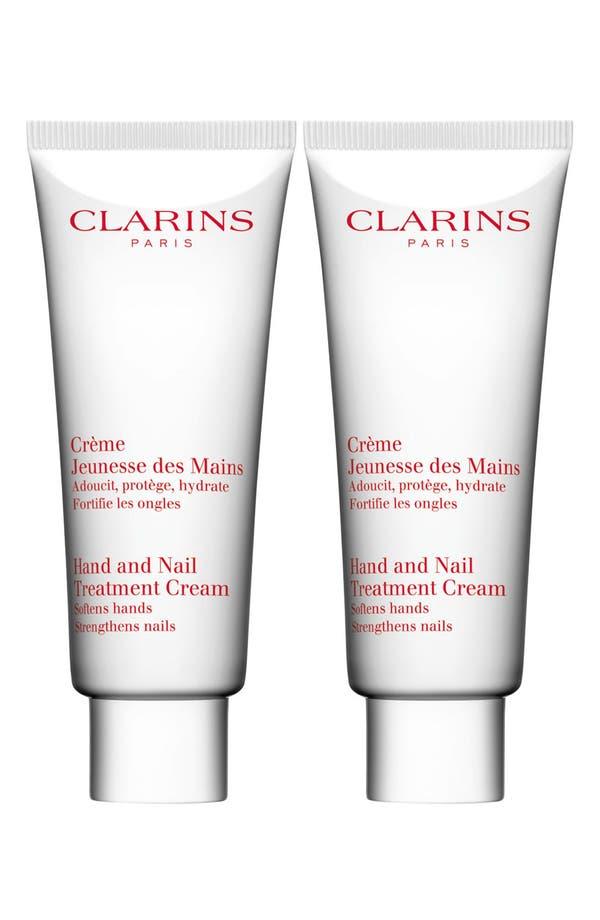 Hand and Nail Treatment Cream Duo,                             Main thumbnail 1, color,                             No Color