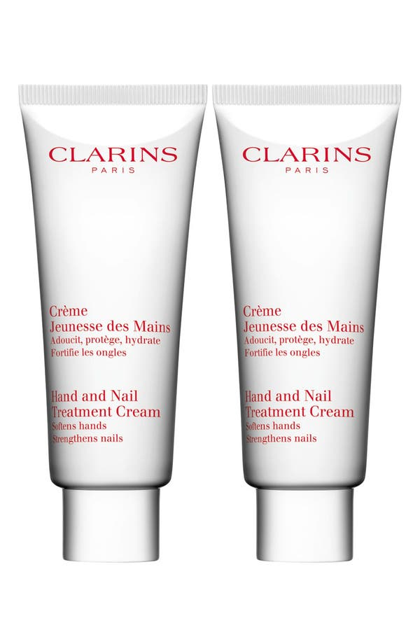Hand and Nail Treatment Cream Duo,                         Main,                         color, No Color