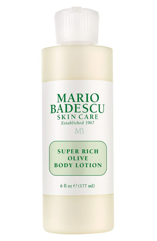Alternate Image 1 Selected - Mario Badescu Super Rich Olive Body Lotion