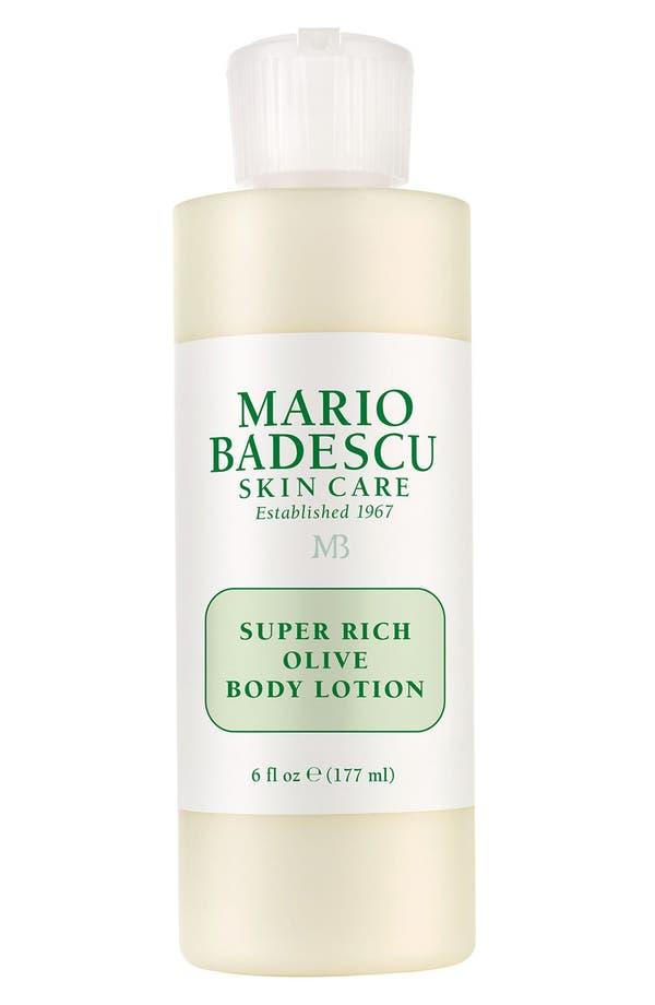 Main Image - Mario Badescu Super Rich Olive Body Lotion