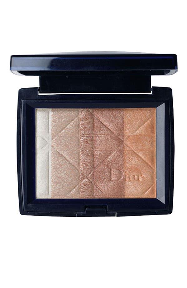 'Diorskin' Ultra Shimmering Allover Face Powder,                             Main thumbnail 1, color,                             Amber Diamond 002