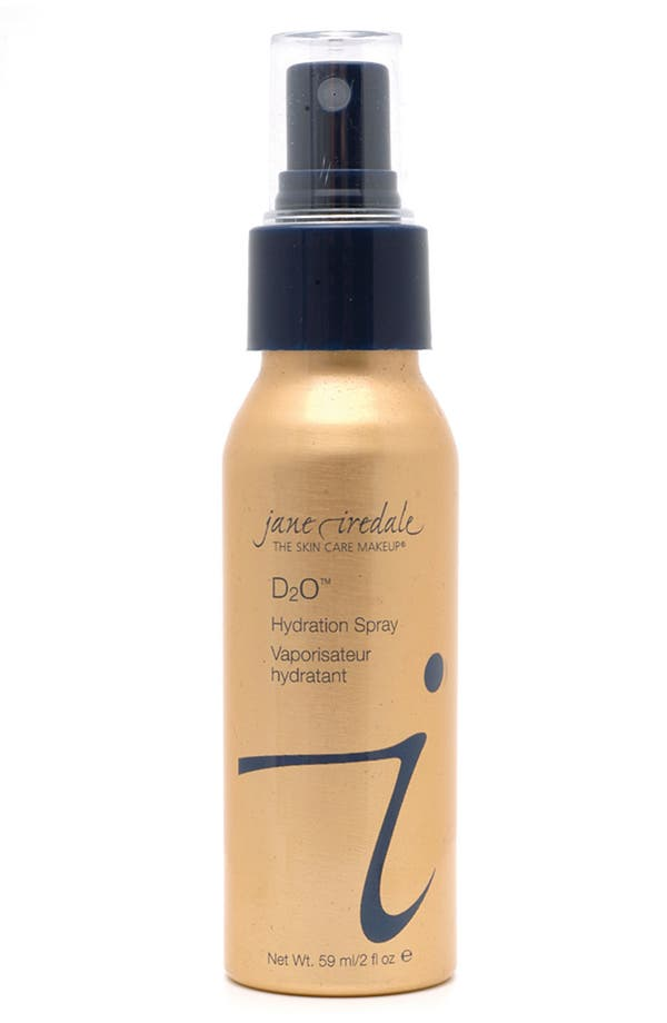 Alternate Image 1 Selected - jane iredale 'D2O' Hydration Spray
