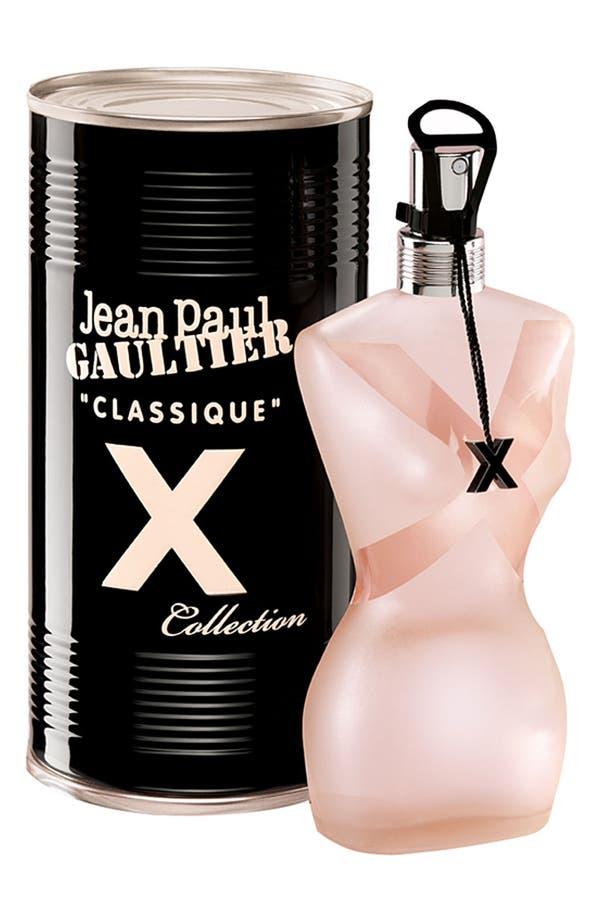 Alternate Image 1 Selected - Jean Paul Gaultier 'Classique X' Eau de Toilette