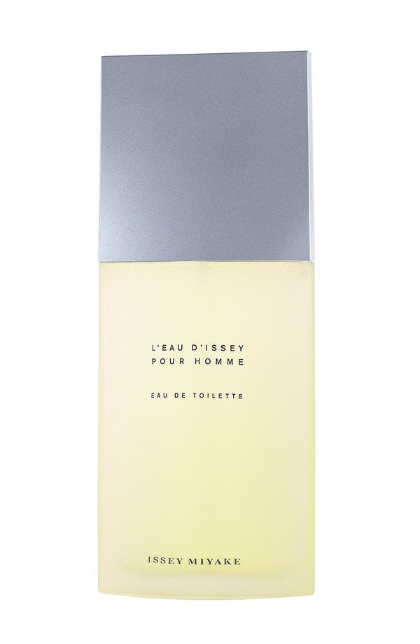Alternate Image 1 Selected - Issey Miyake 'L'Eau d'Issey pour Homme' Eau de Toilette Spray