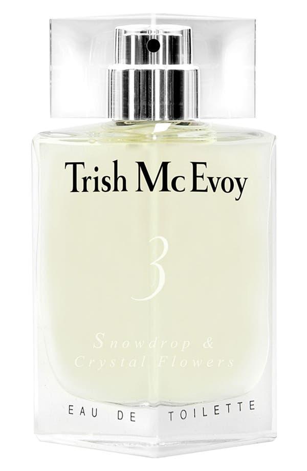 Main Image - Trish McEvoy 'No. 3 Snowdrop & Crystal Flowers' Eau de Toilette