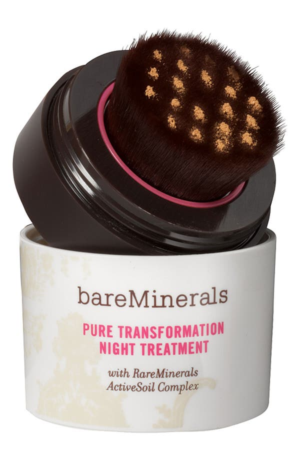 Alternate Image 1 Selected - bareMinerals® 'Pure Transformation' Night Treatment