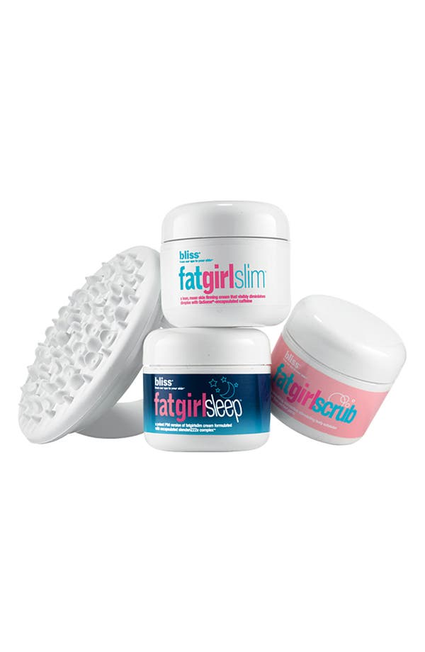 Main Image - bliss® 'FatGirl Favorites' Set ($54 Value)