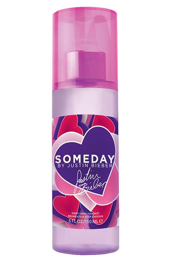 Main Image - SOMEDAY by JUSTIN BIEBER 'Swept Away' Hair Mist