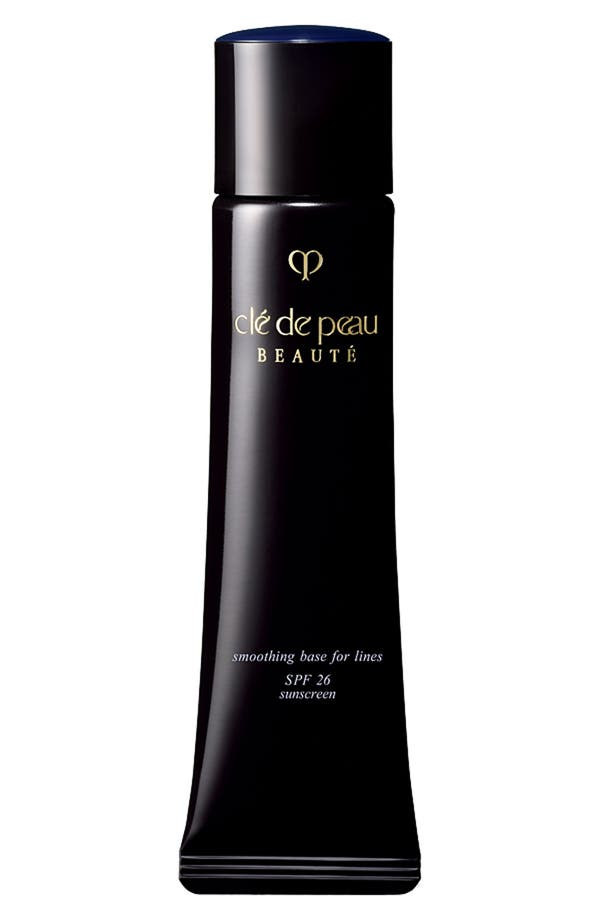 Alternate Image 1 Selected - Clé de Peau Beauté Smoothing Base for Lines SPF 26 Sunscreen