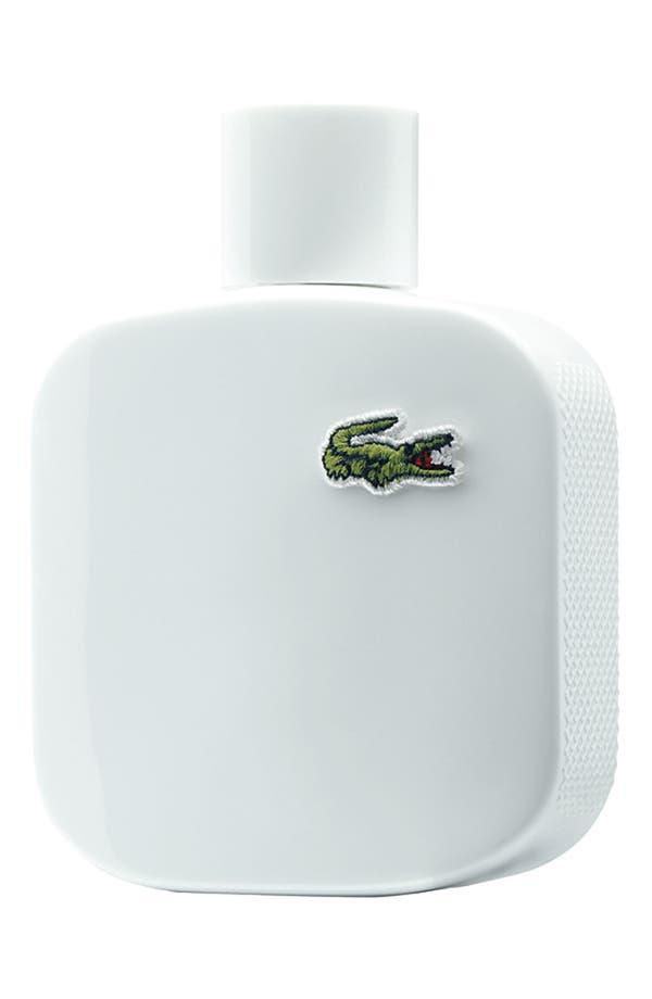 Alternate Image 1 Selected - Lacoste 'White' Eau de Toilette