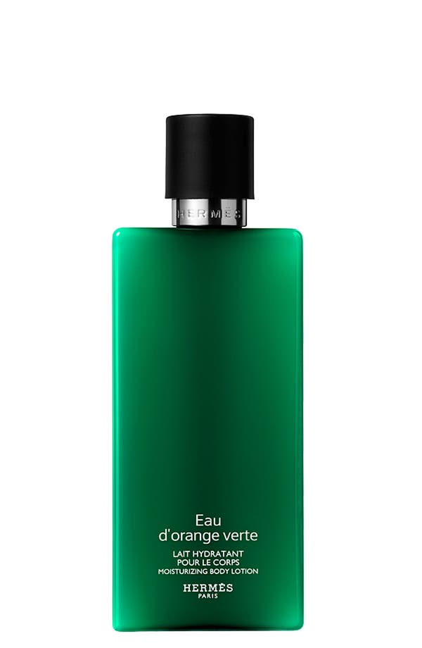 Main Image - Hermès Eau d'orange verte - Perfumed body lotion