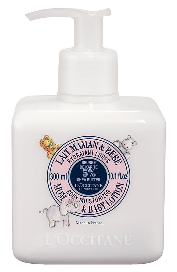 Alternate Image 1 Selected - L'Occitane Mom & Baby Body Lotion