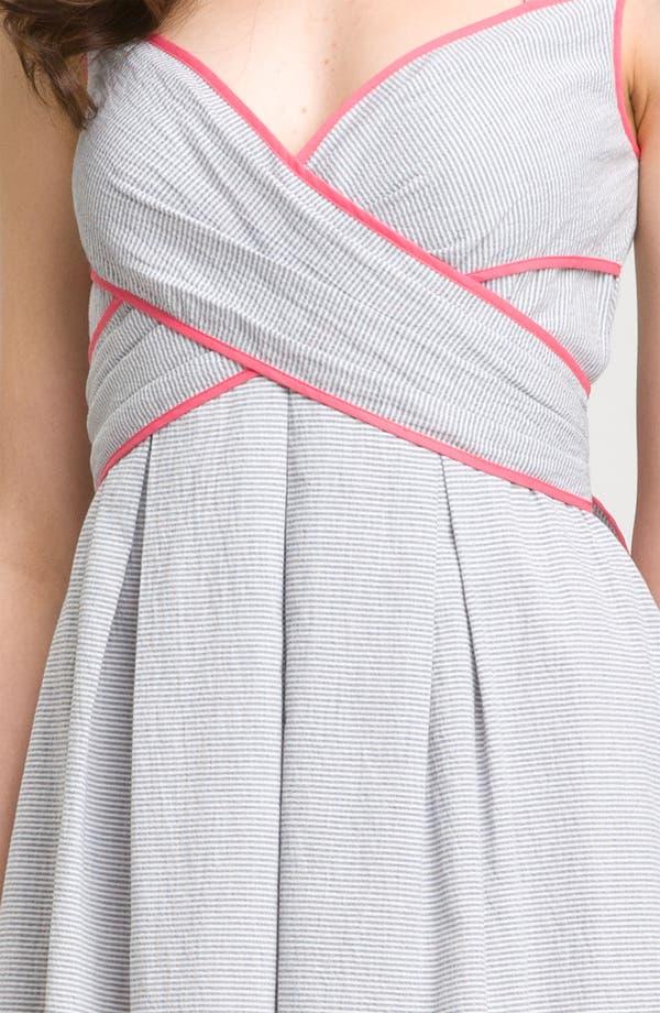 Alternate Image 3  - Jessica Simpson Seersucker Cotton Sundress