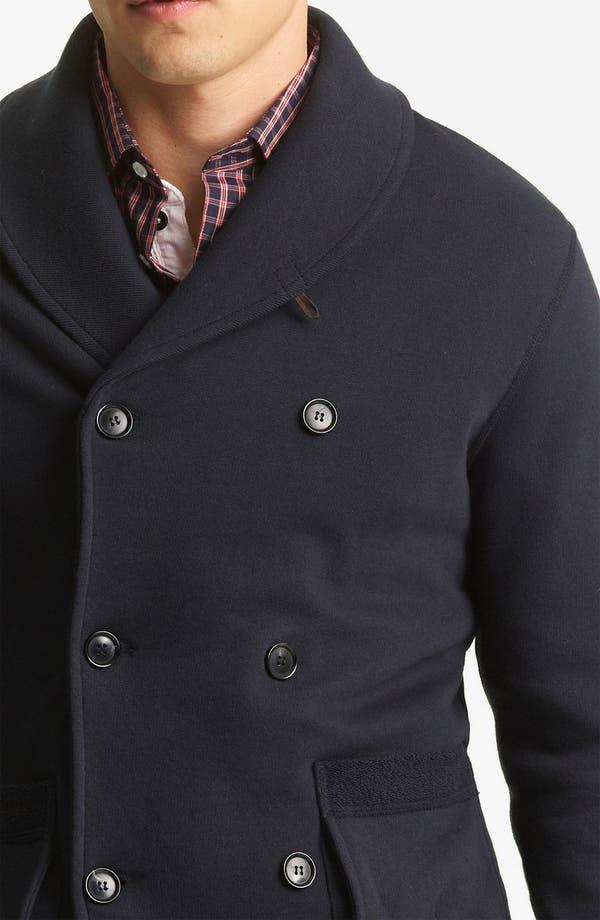 Alternate Image 3  - Billy Reid 'Watson' Shawl Collar Cardigan