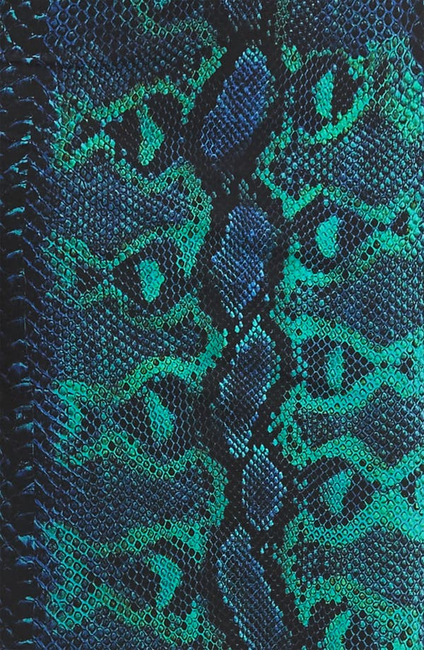 Alternate Image 3  - Roberto Cavalli Python Print Jersey Dress