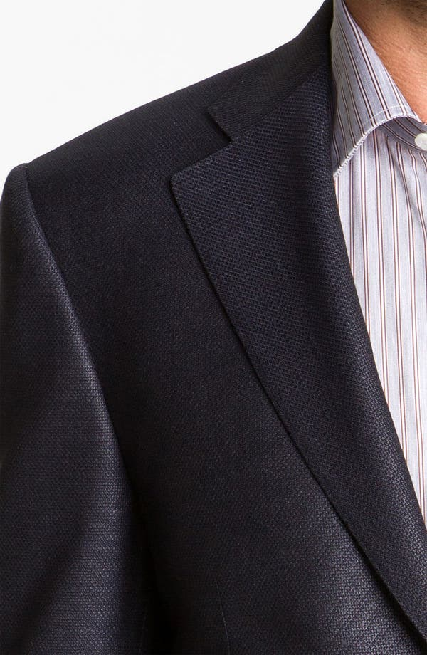 Alternate Image 3  - Canali Silk Blend Sportcoat