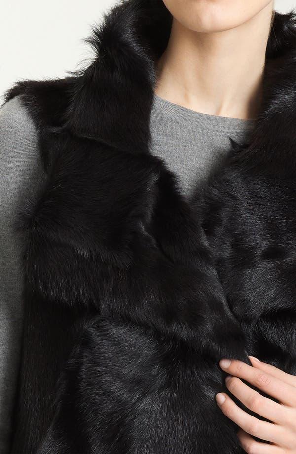 Alternate Image 3  - Pologeorgis Genuine Fur Vest