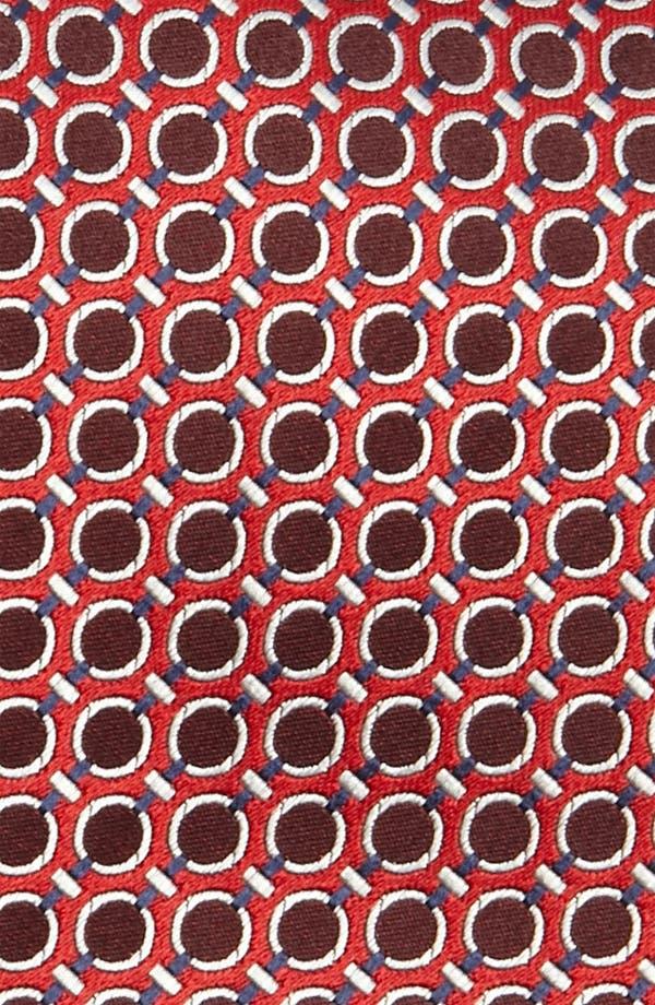 Alternate Image 2  - Ermenegildo Zegna Woven Silk Tie
